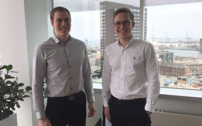 Meet our two new colleagues